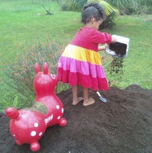 Gardening as an Integral Part of My LifeWays Care Setting