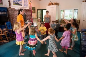 Thoughts About Circle Time By Sharifa Oppenheimer