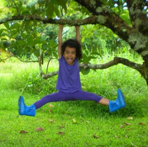 A Sense of Well-Being: How can we help children today?