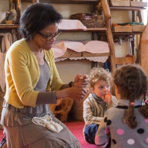 Living Arts Daily: We Nurture