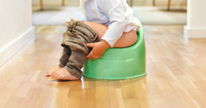 Living Arts Weekly: Learning to Use the Potty