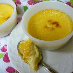 Living Arts Daily: Making Egg Custard